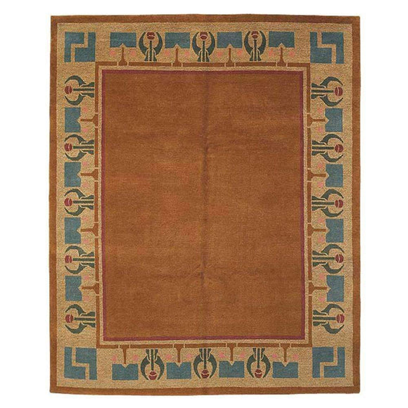 Tiger Rug Rug Arrowroot Persimmon Rug 2x3