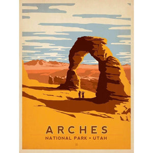 True South Puzzle Gifts Arches National Park