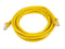 14 Foot YELLOW CAT6 Ethernet Patch Cable with Snagless Flexboot Ends MV11258