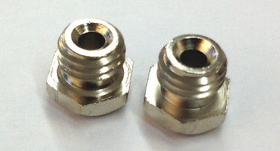 Weller 7325 Pair Of Nuts For Weller 8100 and 8200 Irons - MarVac Electronics