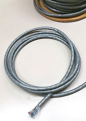 Belden 9774 6 Pair 18AWG Shielded Paired Snake & Control Cable Per Foot 6pr