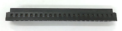 TE / Buchanan PCB1B43S 1 x 43 Pin Card Edge Terminal Block 0.156 5-1437410-7 - MarVac Electronics