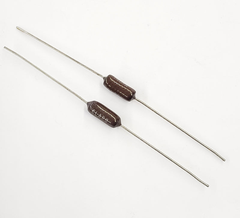 Lot of 2, Clarostat VC3D 75 Ohm 3 Watt Wirewound Power Resistors 3W