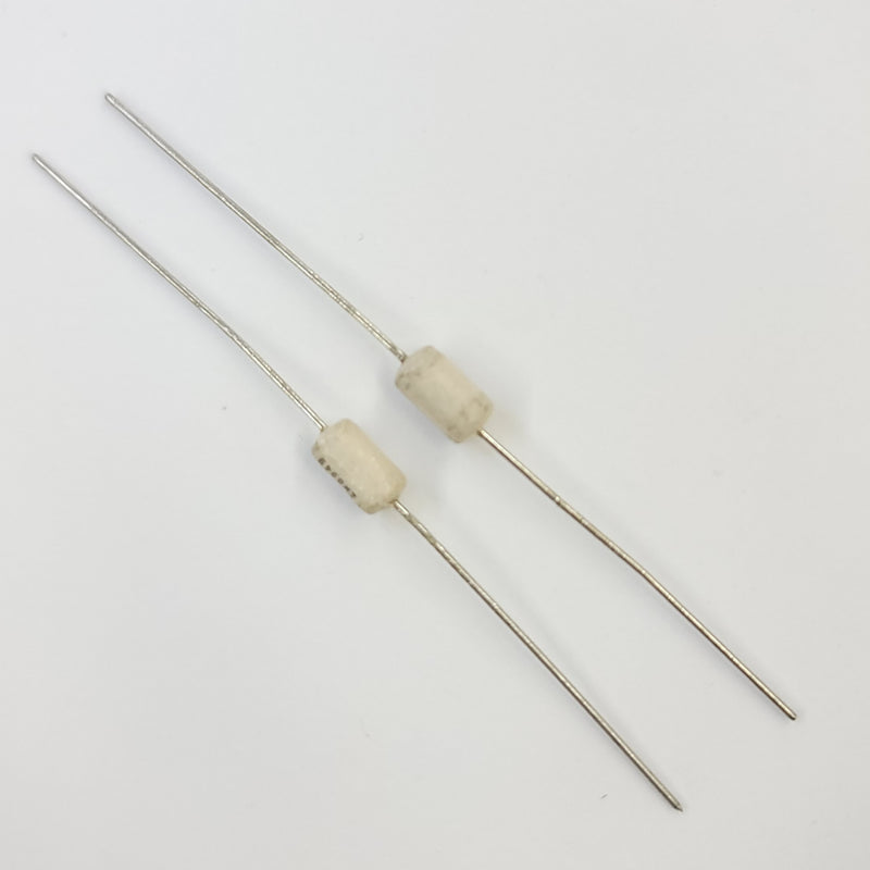 Lot of 3, Ohmite 93J47R 47 Ohm 3-1/4 Watt Wirewound Power Resistors 3.25W
