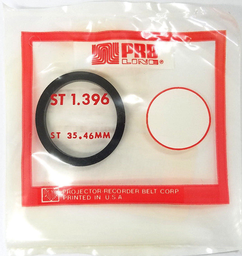 PRB ST1.396 Video Clutch or Idler Tire ~ ST35.46mm - MarVac Electronics