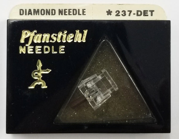 Pfanstiehl 237-DET Diamond Elliptical Needle for Audio Empire*