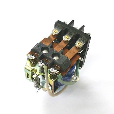 Deltrol 20071-82 24 Volt DC Coil 5 Amp 100U 3PDT General Purpose Relay - MarVac Electronics