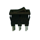 Philmore 30-002 SPDT ON-ON, 13x19 Mini Snap-In Rocker Switch 16A@125V AC