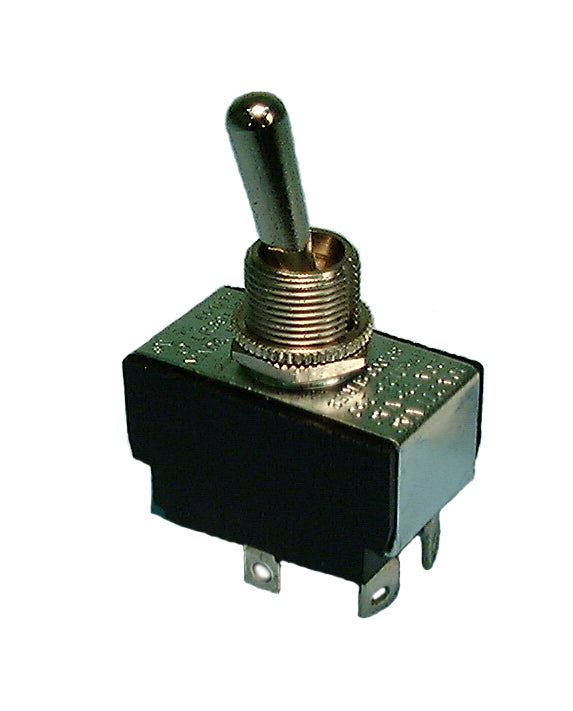 Philmore 30-012 Heavy Duty Toggle Switch ~ DPDT ON-OFF-ON 20A @ 125V, 10A @ 277V