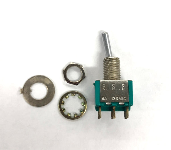 Philmore 30-090 DPDT ON-ON-ON Mini Toggle Switch 5A@120V/28V DC