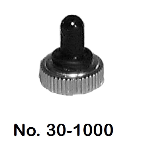 Philmore 30-1000 Switch Boot for Miniature Toggle Switches 1/4 x 40 Thread 2PK