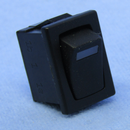 Philmore 30-10085 SPST OFF-ON, Green LED Lighted Snap-In Rocker Switch 6A@125V