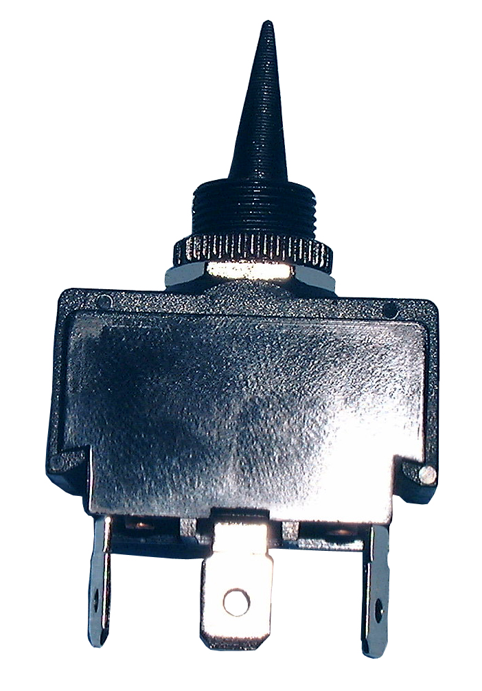Philmore 30-150 SPDT ON-OFF-ON Marine Toggle Switch 20A@125V AC, 21A@14V DC