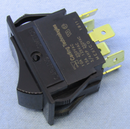Philmore 30-16680 DPDT ON-(ON) Momentary Heavy Duty Rocker Switch 15A@125V AC