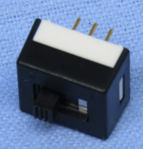 Philmore 30-20292 DPDT ON-OFF-ON Mini Slide Switch 0.40VA @ 20 Max (AC or DC)
