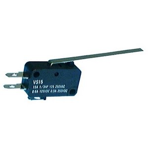 Philmore 30-2040 SPDT ON - (ON) Long Lever, Mini Snap Action Momentary Switch