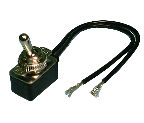 Philmore 30-350 SPST ON-OFF Utility Bat Handle Toggle Switch 8A@125V