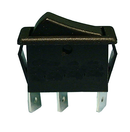 Philmore 30-460 SPDT ON-ON, Standard Snap-In Rocker Switch 16A @ 125/250V AC