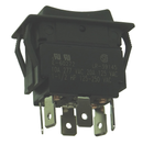 Philmore 30-640 DPDT ON-ON Heavy Duty Rocker Switch ~ 20A@125V AC, 10A@277V AC