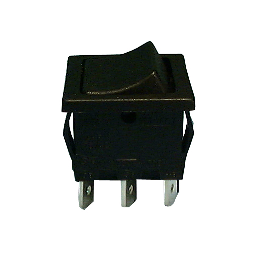 Philmore 30-16612 SPDT ON-ON, 13x19 Mini Snap-In Rocker Switch 10A@125V AC