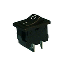 Philmore 30-860 SPST OFF-ON, Mini Power Rocker Switch 10A@125-250V AC 10A@28V DC