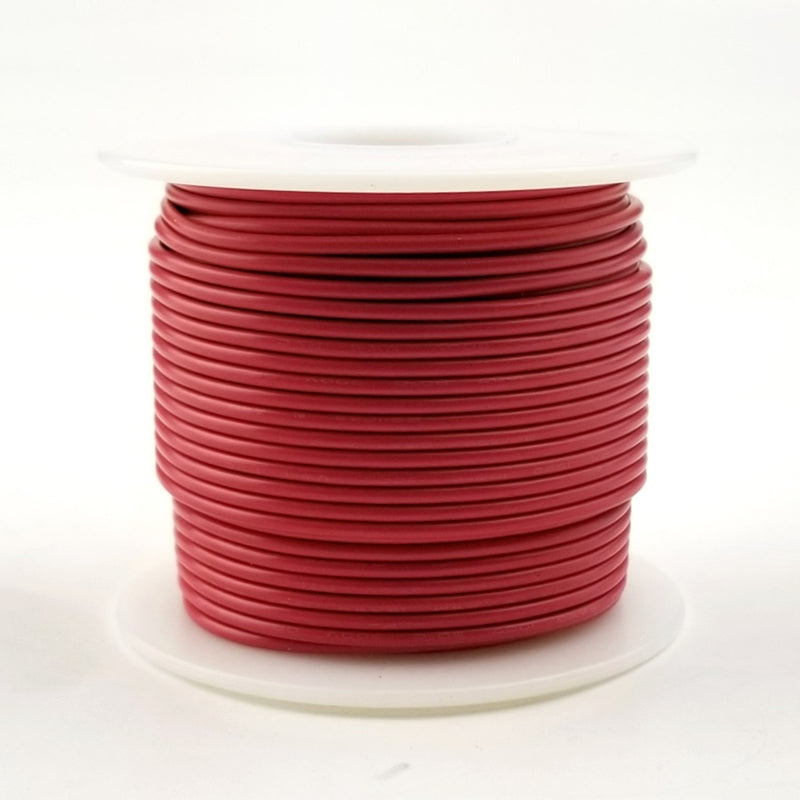 20 GA Red Stranded 100 Ft 300 volt  H20-02-100