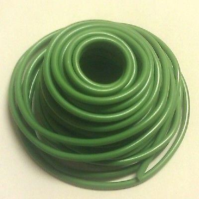 10' Length 10 Gauge 10AWG GREEN GPT PVC Stranded 50V Automotive Hook Up Wire
