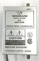 Winegard DA-0205 VHF Amplifier 16dB 54-88MHz, 100-300MHz, 470-890MHz 117Vac - MarVac Electronics