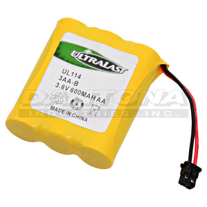 3.6V 600MaH NiCad Battery 3AA-B