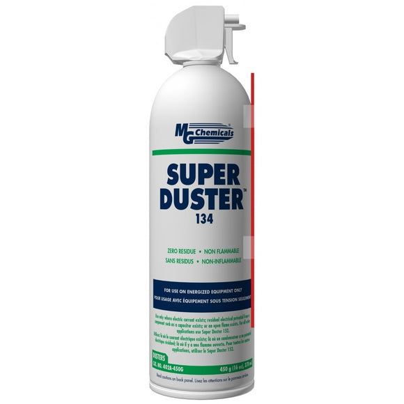 Super Duster™ 134, 450G 16oz (Aero) 402A-450G