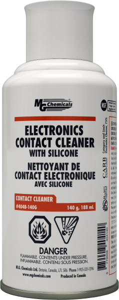 Electrosolve Contact Cleaner 140G 5oz (Aero) 409B-140G