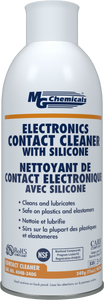 Electronics Contact Cleaner with Silicone 340G 12oz (Aero) 404B-340G
