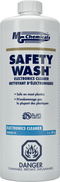 Safety Wash Cleaner/Degreaser 1 Liter (33 oz.) 4050-1L