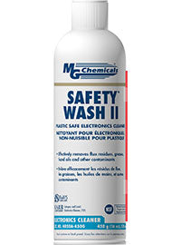 Safety Wash II Cleaner/Degreaser 450 gram (16oz) Aerosol Spray 4050A-450G