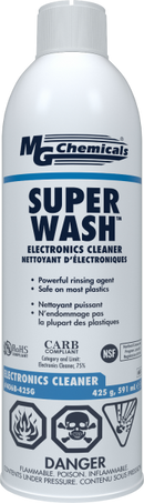Super Wash Cleaner/Degreaser 15oz (Aero) 406B-425G