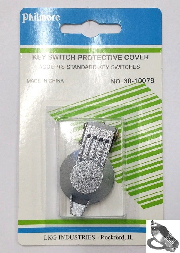 Philmore 30-10079 Key Switch Protective Cover for Philmore Key Switches