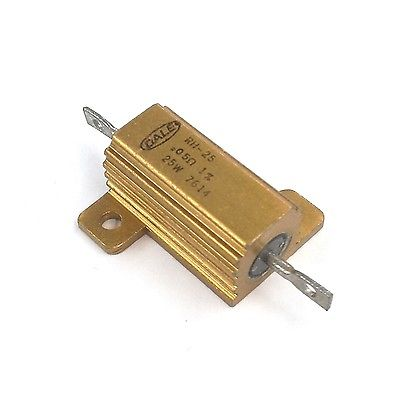 Dale RH25R050F 0.05 Ohm 1% 25 Watt Metal Power Resistor 25W - MarVac Electronics