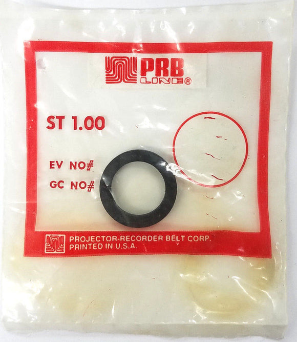 PRB ST1.00 Video Clutch or Idler Tire - MarVac Electronics