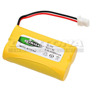 2.4V 600MaH NiCad Battery BATT-50