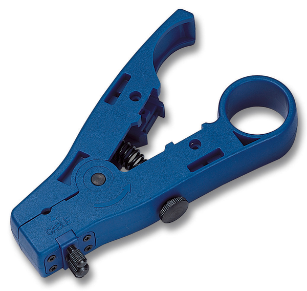 Philmore 63-232, Coaxial Cable Stripper for RG174, RG58, RG59/RG62 & RG6
