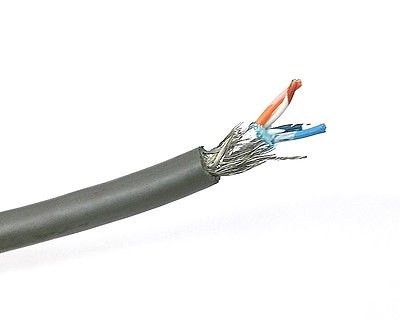 25' Belden 8102 2 Twisted Pair, 24 Gauge Stranded Low Capacitance Cable - MarVac Electronics