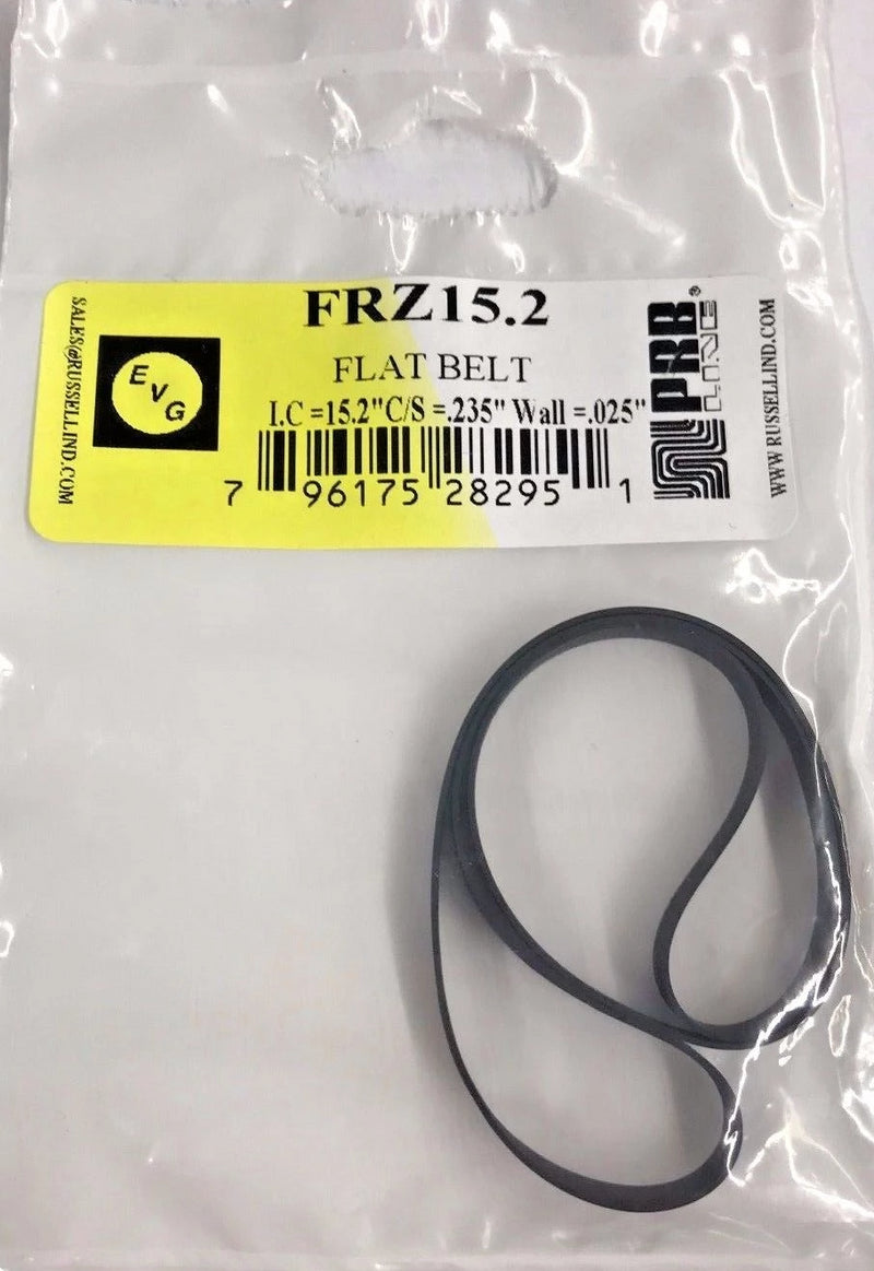 PRB FRZ 15.2 Flat Belt for VCR, Cassette, CD Drive or DVD Drive FRZ15.2
