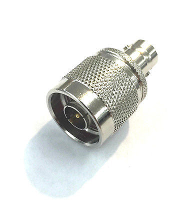 BNC Female To N Male Adapter RFA-8362 - MarVac Electronics