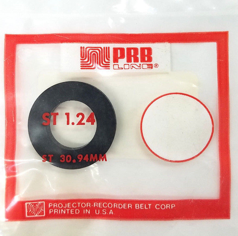 PRB ST1.24 Video Clutch or Idler Tire ~ ST30.94mm - MarVac Electronics