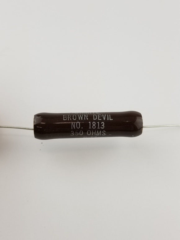 Ohmite B20J350 350 Ohm 20 Watt, Wirewound Ceramic Power Resistor 20W
