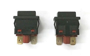 Lot of 2 Dreefs / Kautt & Bux TL323A3 SPST ON-OFF Push Button Switches - MarVac Electronics