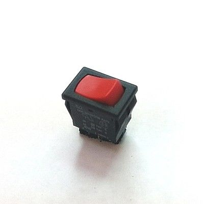 DPDT ON-ON Miniature Rocker Switch Carling Switch Model # 62132221-0-0-N - MarVac Electronics