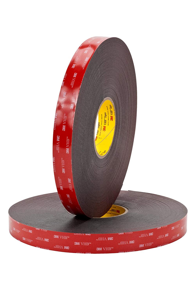 3M 5952 VHB Heavy Duty Mounting Tape 15 yards outdoor/indoor single roll