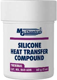 Silicone Heat Transfer Compound Grease 60G 2.0oz  860-60G