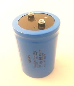 Phillips 3186GE262T450APA1 ~ 2,600uF @ 450V DC 85°C Capacitor - MarVac Electronics